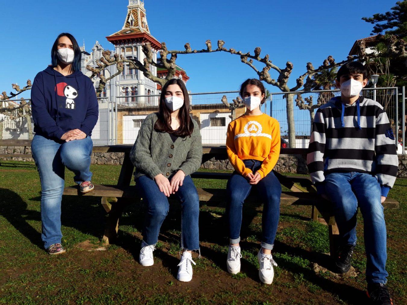 Tres alumnos del Instituto de Ribadesella se proclaman finalistas de la Olimpiada de Filosofía de Asturias