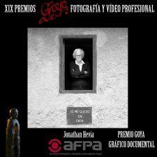 Nuevo premio para el fotógrafo profesional riosellano Jonathan Hevia