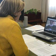 Ayuntamiento de Ribadesella y Delegación del Gobierno revisan los protocolos de tráfico en el concejo