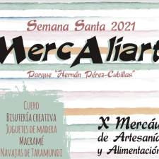 Este jueves abre sus puertas en Colunga el Mercáu de Artesanía y Alimentación, MercAliarte 2021