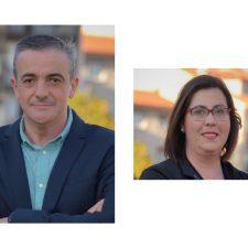 Oscar Torre será el nuevo portavoz socialista en el Ayuntamiento de Llanes y Lourdes Vegas la nueva concejala