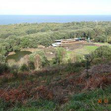 Los ecologistas piden investigar los posibles vertidos de una explotación ganadera a la cueva del Pindal en Ribadedeva