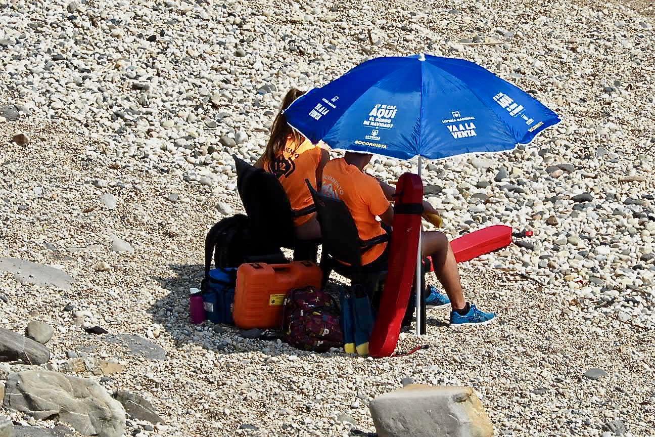 Ribadesella contará con mas días de playa el próximo verano