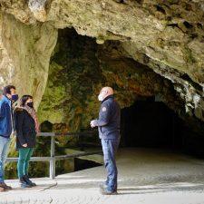 La cueva Tito Bustillo de Ribadesella inicia una nueva temporada con el 13% de sus plazas reservadas