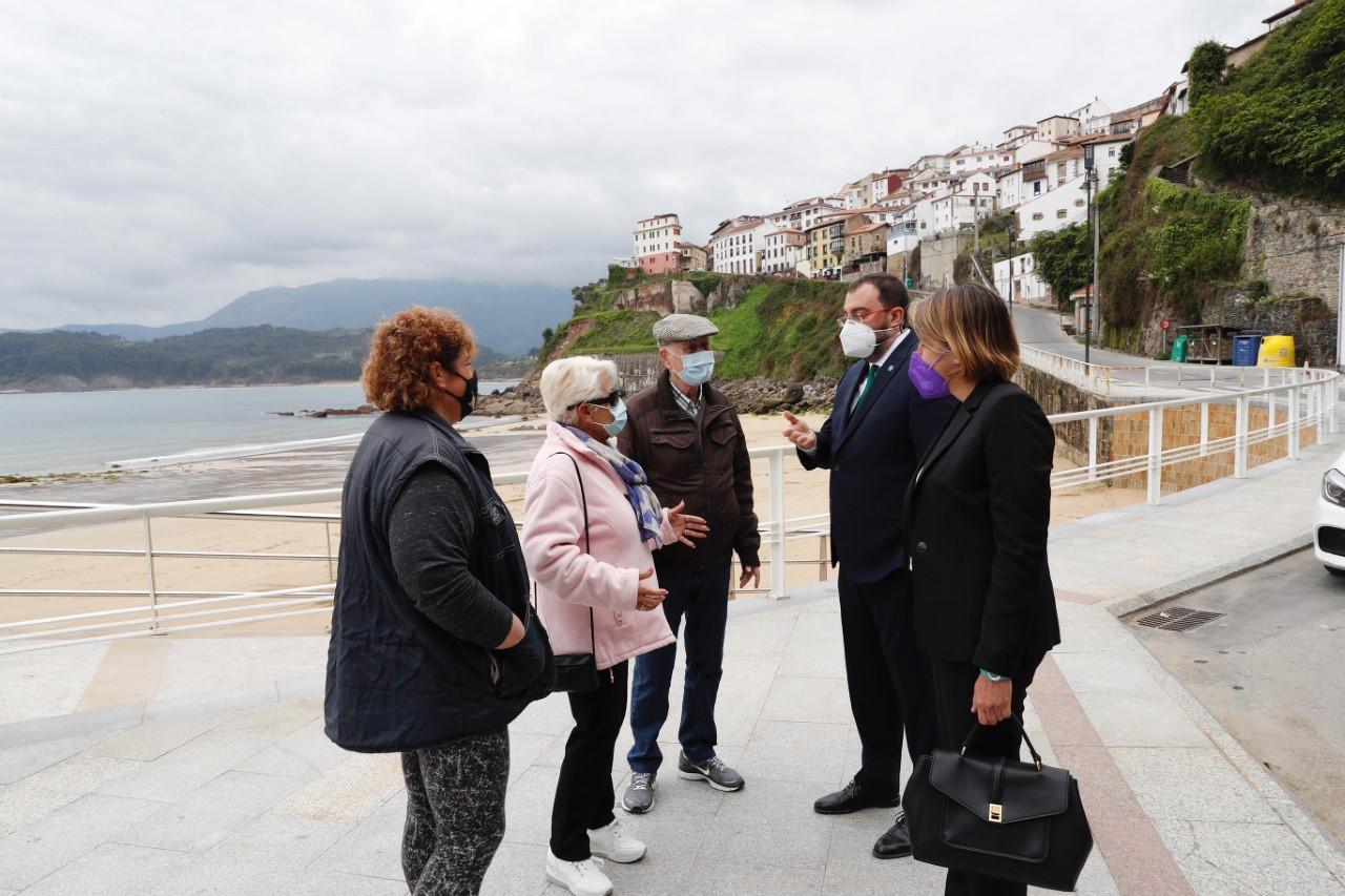 El puerto de Lastres recibirá mas de 4 millones de inversión en dos años