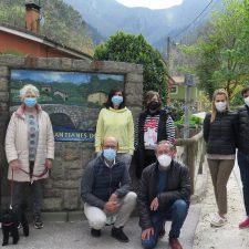 El riosellano pueblo de Santianes del Agua presenta su asociación de vecinos y su página web