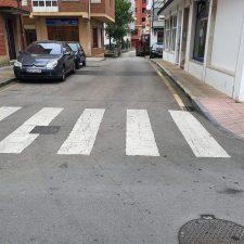 La semana que viene comienzan las obras en la calle Horacio Fernández Inguanzo de Llanes