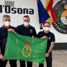El Club de Cangas de Onís se proclama Campeón de España de Tiro Olímpico