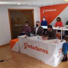 Ciudadanos Asturias celebra su primera asamblea de militantes con la nueva ejecutiva