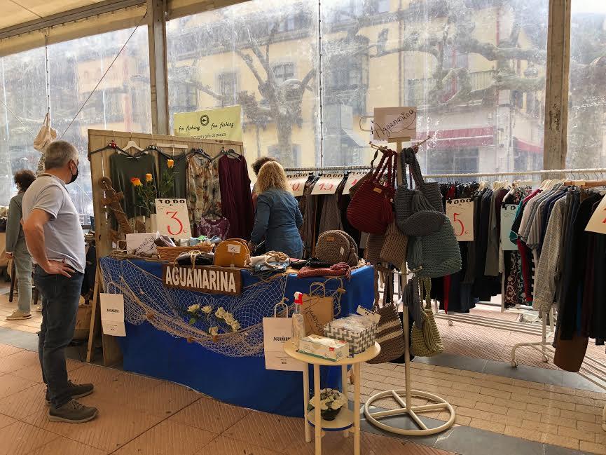 Ribadesella abre su Feria de la Industria y el Comercio con una novedad, la venta de vehículos de ocasión