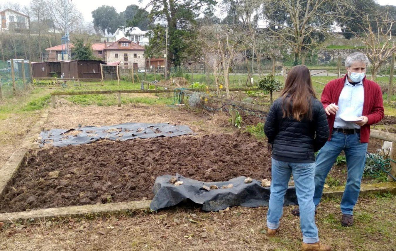Llanes sorteará en el mes de mayo tres huertos urbanos de La Llavandera que se han quedado sin uso