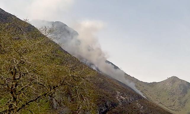 El Principado pide la colaboración ciudadana para evitar los incendios forestales