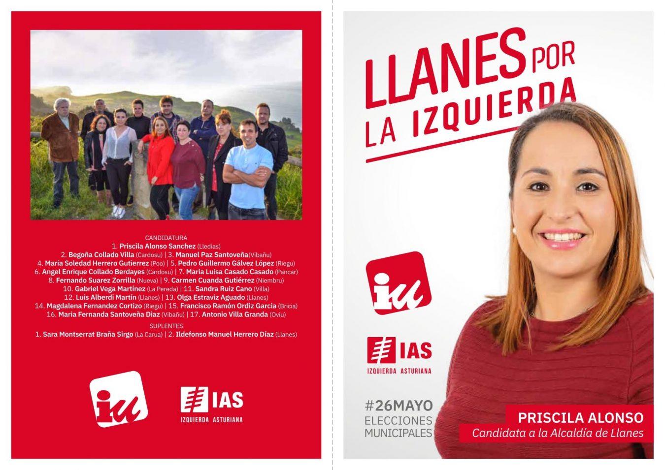 IU Llanes achaca su abandono del Cuatripartito a la lamentable deriva de sus socios de Gobierno