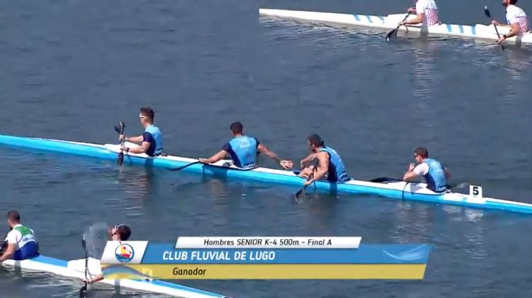 El riosellano Pelayo Roza se viste de ORO en la COPA España de Sprint Olímpico
