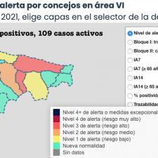 El Oriente de Asturias suma 17 positivos y Llanes volverá al cierre si no mejora este lunes y martes