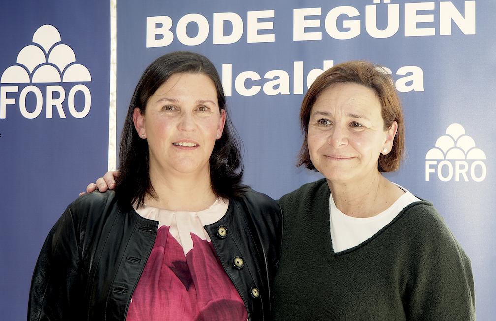 María José Bode defiende la unidad de Foro Ribadesella y ve necesario e imprescindible el congreso regional