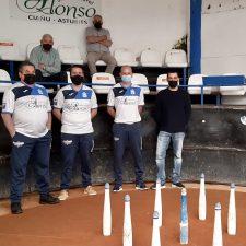 Comienzan los Campeonatos de Asturias de Parejas modalidad cuatreada