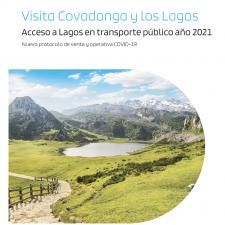 El Plan de Transporte a Los Lagos se pone en marcha este fin de semana solo para asturianos