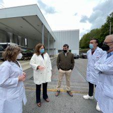 La planta parraguesa de Quesería Lafuente moderniza sus instalaciones con una inversión cercana a los 4 millones