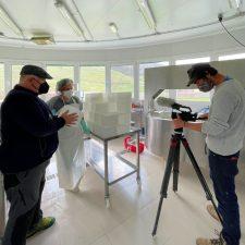 Los Países Bajos se interesan por las producciones artesanales y sostenibles de los Picos de Europa
