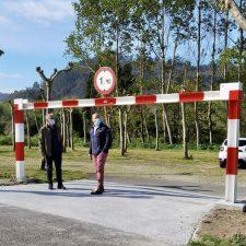 Paulo García asegura que el Parque-Playa de Vega es una necesidad prehistórica del pueblo riosellano