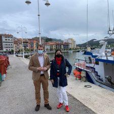 Foro Asturias considera corto e insuficiente el dragado previsto por el Principado en el puerto de Ribadesella