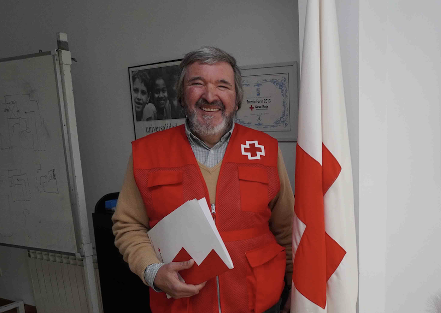 Cruz Roja Ribadesella supera los 60 voluntarios y los 230 socios para cubrir las necesidades en estos tiempos de pandemia