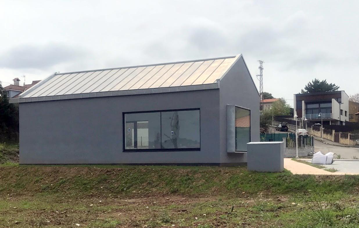 El Ayuntamiento de Llanes concluye la construcción de la nueva Casa Concejo de Celorio