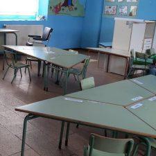 Los centros educativos con incidencia covid suben a tres en la comarca del Oriente de Asturias