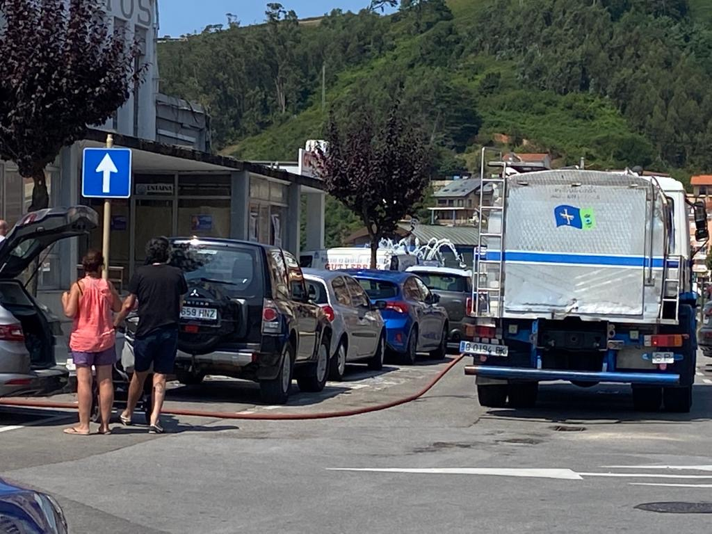 Canal vaticina la pronta normalización del coste en los recibos del agua de Ribadesella