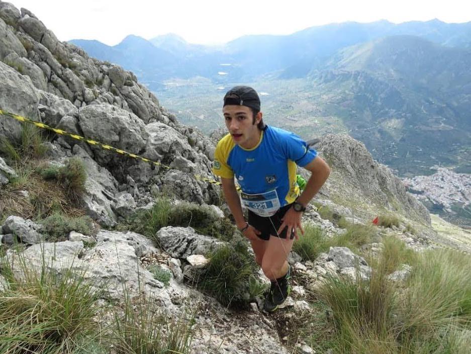 El atleta llanisco Eduardo Llano logra cuatro medallas de equipo en los Campeonatos de España de Montaña disputados en Jaen
