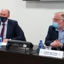 Ramón Canal quiere incorporar a Ribadesella en la red de abastecimiento de CADASA