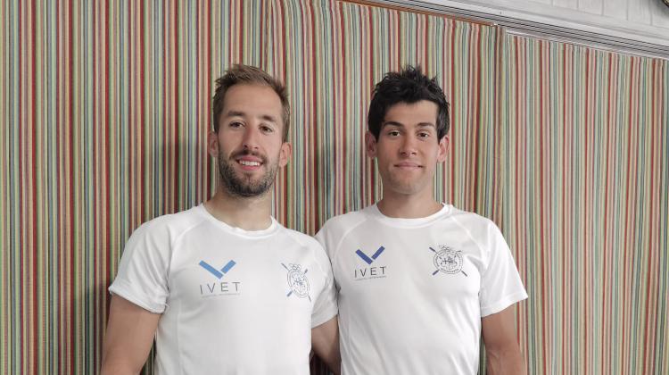 Miguel Llorens y Alberto Plaza se proclaman Campeones de España de Maratón