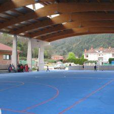113.000 euros para proceder al cierre perimetral de la pista deportiva de Nueva