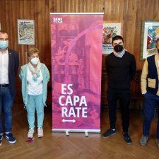 Rodrigo Cuevas pone a Piloña patas arriba con los proyectos culturales de La Benéfica