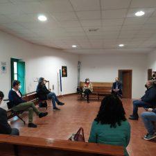 La Ley del Suelo y el Reglamento Urbanístico a debate en Colombres con cuatro alcaldes de la comarca