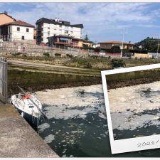 El PP de Ribadesella denuncia contaminaciones ambientales en la ría del Sella y acústicas en Rucales