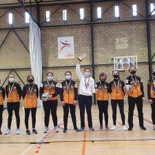 Bronce para el voleibol llanisco en el Campeonato de Asturias de la especialidad