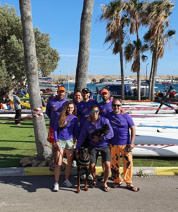 Walter Bouzán también gana la 3ª COPA España de Kayak de Mar y estará en el mundial
