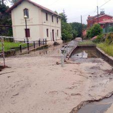 Llanes valora pedir la declaración como zona catastrófica tras los daños causados por las intensas precipitaciones