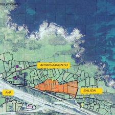 El Ayuntamiento de Llanes reordena los accesos a Gulpiyuri y San Antolín para evitar atascos y dar mayor seguridad a los peatones