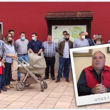 Homenaje póstumo del campo español a Valeriano Remis en Benia de Onís