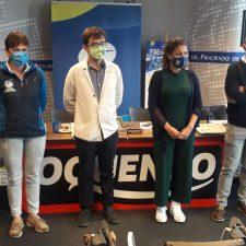 Hoy fue presentada la gran fiesta de las carreras de montaña, La Travesera de los Picos de Europa