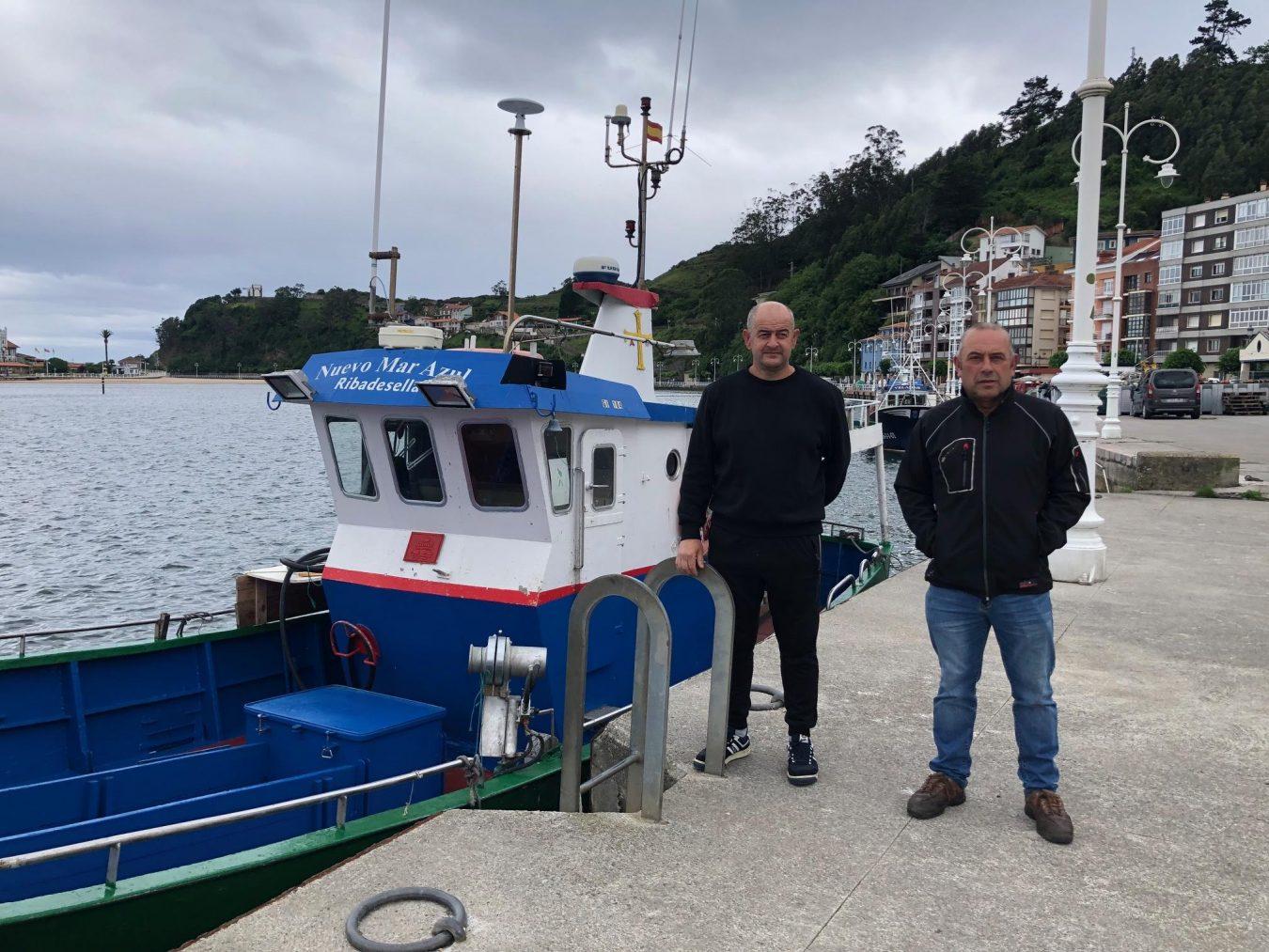 La Cofradía de Pescadores de Ribadesella denuncia ante la Guardia Civil las gamberradas del último fin de semana