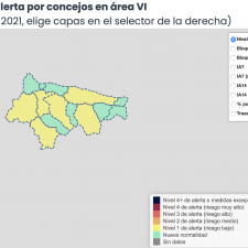 El Oriente de Asturias suma dos nuevos positivos en Coronavirus después de tres jornadas en blanco