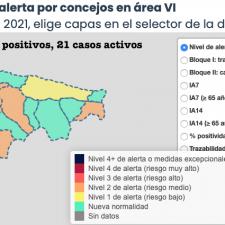 Junio comienza sin nuevos contagios por coronavirus en el Oriente de Asturias