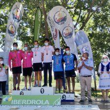 Llorens-Plaza ganan el nacional de media maratón con Perea-Peruyero terceros