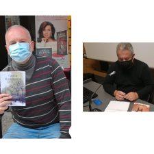 Dos riosellanos en la Feria del Libro de la capital asturiana, LibrOviedo 2021