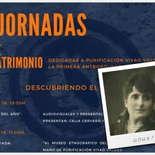 El Museo Etnográfico de Porrúa dedica sus terceras Jornadas de Patrimonio a Pura Viyao, la primera antropóloga asturiana