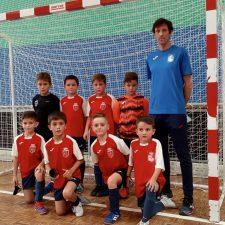 Los Prebenjamines del Ribadesella CF jugarán la final de la segunda categoría